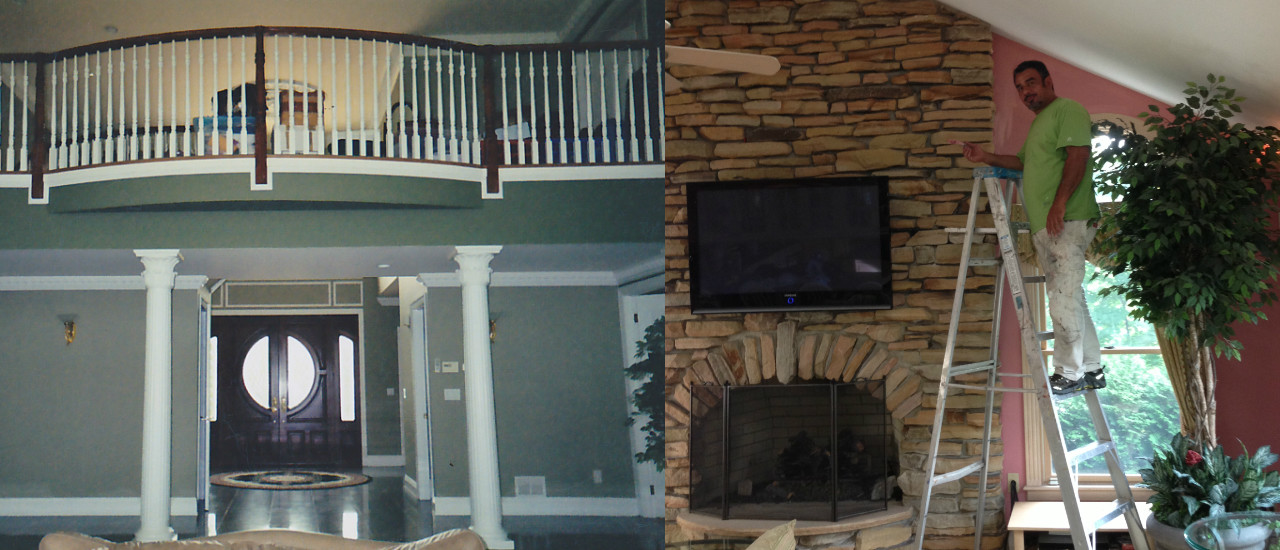 Interior / Exterior Custom Painting